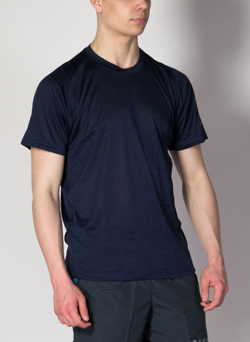 T-SHIRT TRAINING, NVY, small