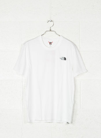 T-SHIRT SIMPLE SMALL LOGO , FN4 WHT, small