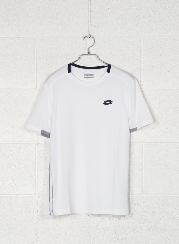 T-SHIRT  TEAMS, 07R WHT, medium