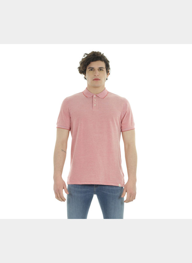 POLO PIQUET , PYSG CORALLO, large