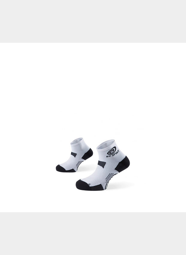 CALZA CORTA SCR ONE - WHITE, WHT, large