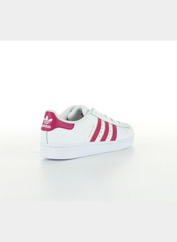 ... SCARPA SUPERSTAR FOUNDATION BAMBINA, WHTFUXIA, small ...