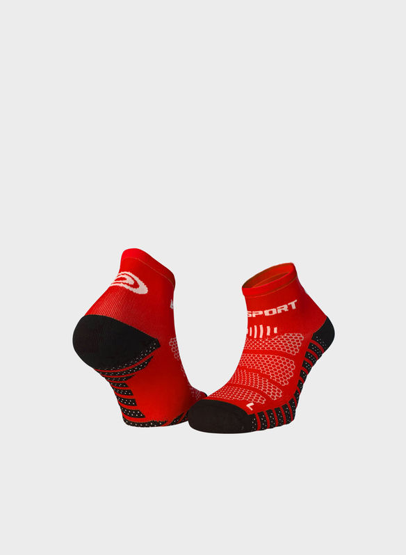 CALZA SCR ONE EVO, RED, medium