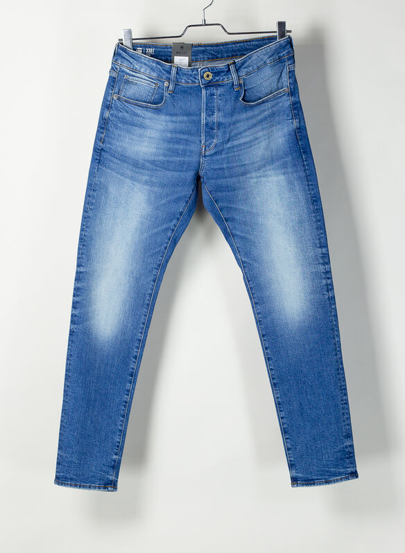 JEANS 3301 AUTHENTIC, A817FADEDBLUE, medium